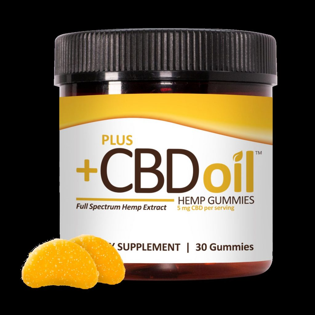 Brands of CBD Gummies For Anxiety And Pain