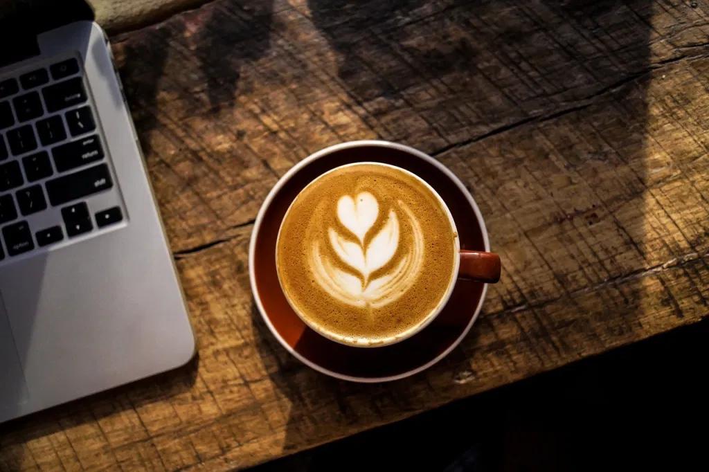 CBD-Infused Chocolate Latte Drink