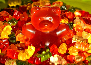 Fruity CBD Gummy Recipe