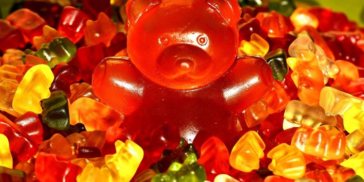 Fruity CBD Gummy Recipe