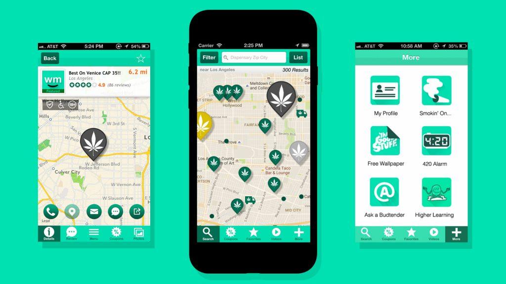 CBD Mobile Apps