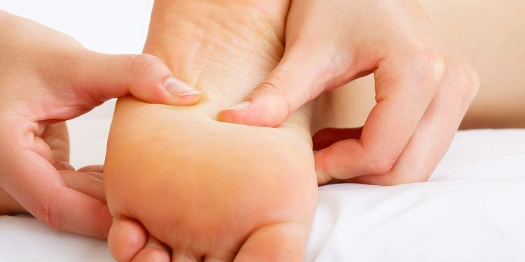 CBD for Foot Pain