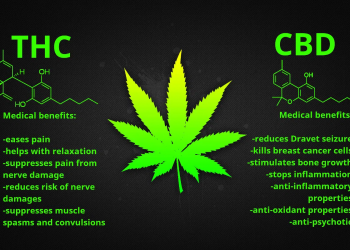Benefits of THC Oil